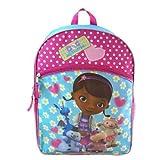 Disney Doc Mcstuffins 16 Inch Large Backpack School Bookbag