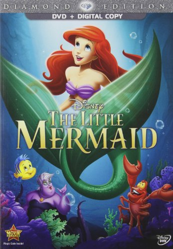 The Little Mermaid (Diamond Edition) [DVD +Digital Copy]