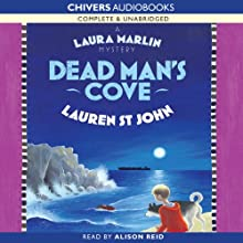 Dead Man's Cove: A Laura Marlin Mystery (       UNABRIDGED) by Lauren St John Narrated by Alison Reid