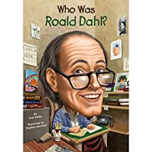 Who Was Roald Dahl? Audiobook by True Kelley Narrated by Rene Ruiz
