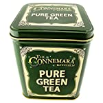 The Connemara Kitchen Pure Green Tea In Vintage style Green Tin