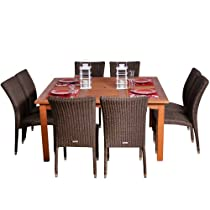Hot Sale Amazonia Provence 9-Piece Dining Set
