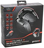 Gioteck EX-06 Wired Foldable High Definition Stereo Headphones - PS4/Xbox One*/PC/Phone/Tablet