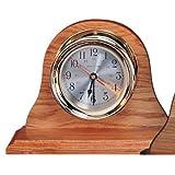 7.5 Clock with Base Nautical Tropical Home Decor
