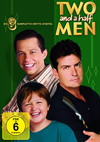 Two and a Half Men - Mein cooler Onkel Charlie - Staffel 3 [4 DVDs]