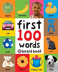 First 100 Words from Priddy Books