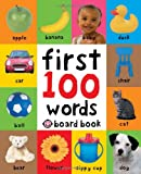 img - for First 100 Words book / textbook / text book