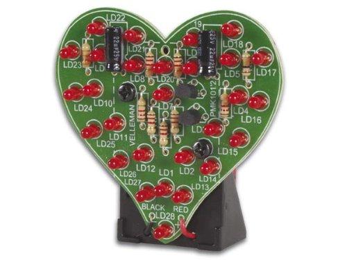 Velleman Mk101 Flashing Led Sweetheart