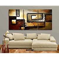 Spectacular Abstract Wall Canvas Art Sets Painting for Home Decoration Hand Painted Oil Painting Modern
