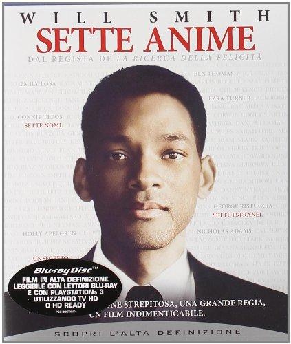 Sette anime (Sieben Leben) [Blu-ray] [IT Import mit deutscher Sprache]