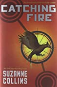Catching Fire by Suzanne Collins cover image