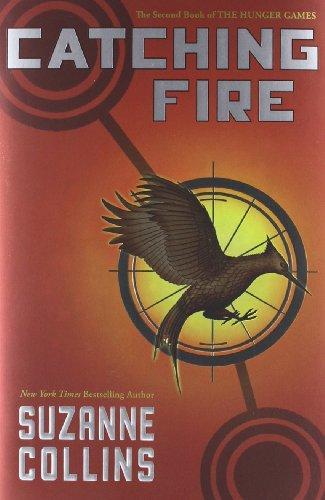 Cover of Catching Fire (The Hunger Games, Book 2)