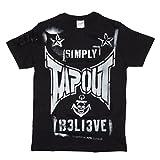 Tapout T-Shirt Combat Stencil Tee