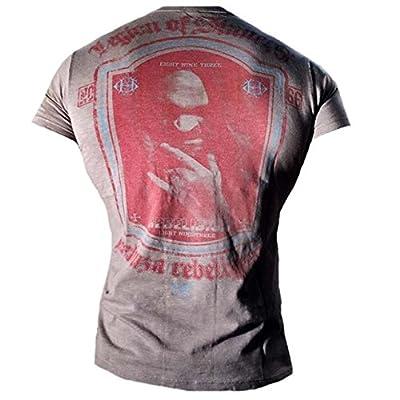 "Yakuza ORIGINAL T-Shirt ""LEGION OF SINNERS"" TSB 516 cloudburst moon NEU S-5XL"