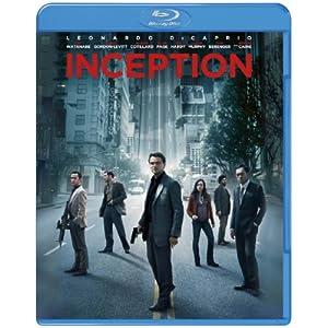 インセプション Blu-ray & DVDセット プレミアムBOX (初回限定生産)