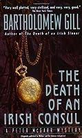The Death of An Irish Consul (Peter McGarr Mysteries)