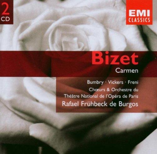 Carmen - Bizet - CD