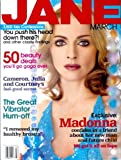 img - for Jane Magazine - March 2000 - Madonna Cover book / textbook / text book