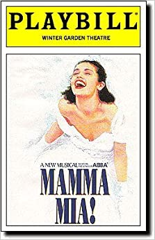 MAMMA MIA! - PLAYBILL - SEPTEMBER 2002 - VOL. 118 - NO. 9: CATHERINE