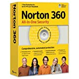 Norton 360 All-in-One Security Software Transactions Antivirus Tune-up Back-up Ref 11057309