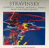 Stravinsky/Smirnov/Roslavets