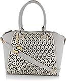 Ashvah Women's Elegant Handbag Grey ATBAG301GRY