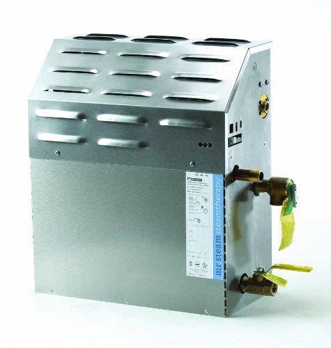Mr. Steam MS400EC1 eTempo 9 Kilowatt, 240-Volt Steambath Generator Only