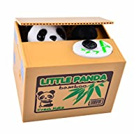 Lovely Baby Kids Gift Panda Stealing…