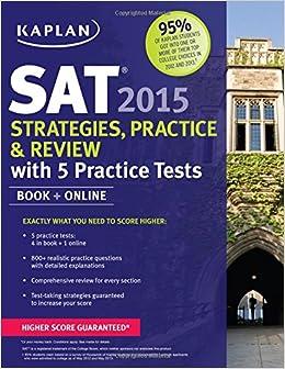 Kaplan Test Prep Books