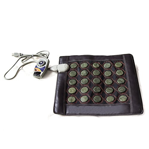 Best Price! Infrared Heat Therapy Healing Jade Mat / Pad (18″ x 18