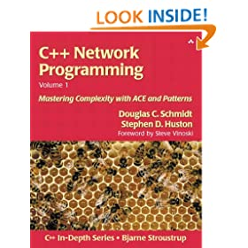 C++ Network Programming, Volume I: Mastering Complexity with ACE and Patterns: 1