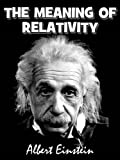 Image of The Meaning of Relativity (illustrated)