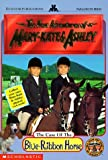 img - for The Case of the Blue-Ribbon Horse with Other (New Adventures of Mary-Kate & Ashley) by Swobud, I. K. (1998) Paperback book / textbook / text book