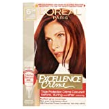 L'Oreal Excellence Permanent Hair Colourant 6.54 Light Copper Mahogany