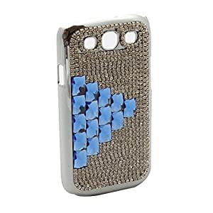 Bling Rhinestone Hard Back Case Cover For Samsung Galaxy S3 I9300