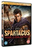 Spartacus:War of the Damned [DVD]