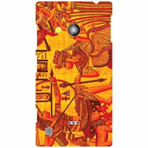 Nokia Lumia 720 Back Cover - Adorable Designer Cases