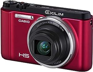 Casio EX-ZR1000 Appareil Photo Numérique 16,1 Mpix Rouge