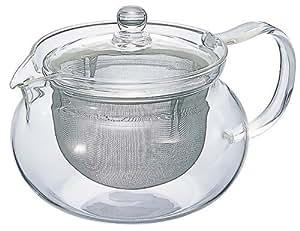 Hario Chacha Glass Teapot 23oz.700ml, CHJMN-70T (japan import)