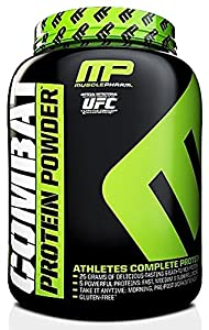 MusclePharm Vanilla Combat Powder 1.8Kg