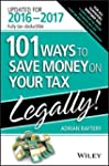 101 Ways To Save Money On Your Tax -...