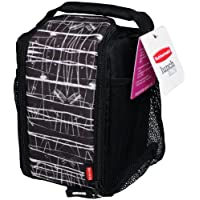Rubbermaid  Lunch Blox small durable bag - Black Etch