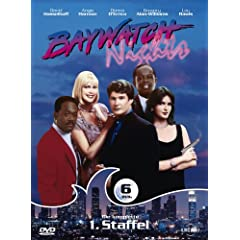 Baywatch Nights:Die komplette 1. Staffel (German version)