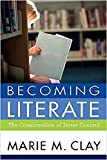img - for Becoming Literate Update book / textbook / text book