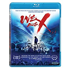 We Are X [Blu-ray]