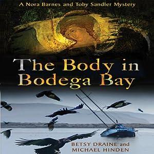 The Body in Bodega Bay Audiobook