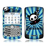 MusicSkins  MS-SKEL20006 Screen protector BlackBerry Curve (8300/8310/8320) Skelanimals - Bat