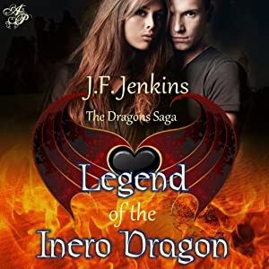 Legend of the Inero Dragon Audiobook
