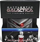 51dyDVf9iyL. SL160  Battlestar Galactica: The Complete Series (with Collectible Cylon) [Blu ray]