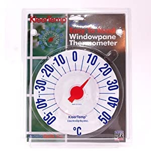 ElectroOptix KT-7 KleerTemp Windowpane Thermometer from Electro-Optix